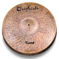 Turkish Cymbals Kurak Hihat K-H14