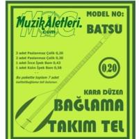 Bağlama Tel Takım 0.20 BATSU