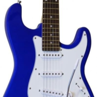 Gitar Elektro Manuel Raymond MRE3BLS