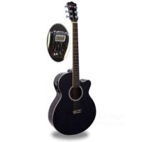 Gitar Akustik Extreme XAC45EQ4BK Sahne Gitarı
