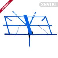 Nota Sehpası Portatif XNS1BL Mavi ( Taşıma Kılıfı Hediyeli )
