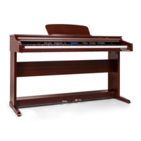 Dijital (Silent) Piyano Manuel Raymond MRP688WN