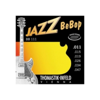 Gitar Aksesuar Elektro Jazz Bebop Tel Thomastik Infeld BB111