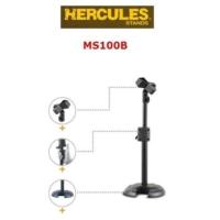 Hercules Ms100B Masaüstü Mikrofon Sehpası