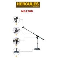 Hercules Ms120B Masaüstü Mikrofon Sehpası