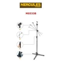 Hercules Ms533B Mikrofon Sehpası