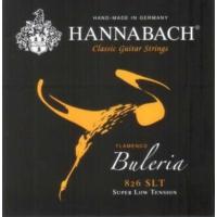 Hannabach 8268 Slt Flamenko Gitar Teli