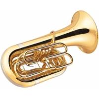 Jupiter Jcb-582L (4 Valve) Tuba (Gold Lacquer)