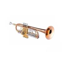 Jupiter Jtr-606L-Fq Trompet (Gold Lacquer)