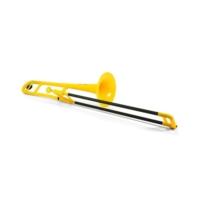 Conn Selmer Pbone Trombon (Sarı) - Pbone1Y