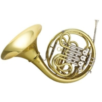 Jupiter Jhr-1150Dl Double Korno (Gold Lacquer)