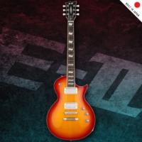 Esp E-Iı Eclipse Flamed Maple Cherry Sunburst Elektro Gitar