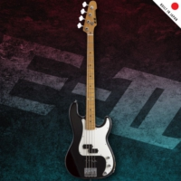 Esp E-Iı Vintage - 4 Pj Black Bas Gitar