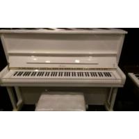 Weber W121 Konsol Piyano (121Cm) Parlak Beyaz