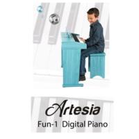 Artesia Fun-1-Blue Çocuk Piyanosu