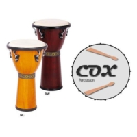 Cox Djembe 12' (Wine Red)