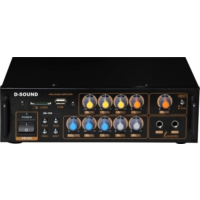 D-Sound Pa-100 Power Mixer