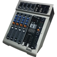 D-Sound Pv-4Usb Power Mixer