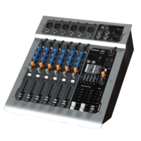 D-Sound Pv-6Usb Power Mixer