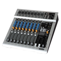 D-Sound Pv-8Usb Power Mixer