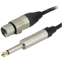 D-Cable Trs-Xlr3M Mikrafon Kablosu