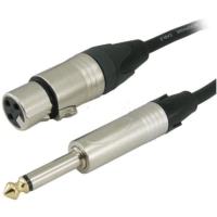 D-Cable Trs-Xlr10M Mikrafon Kablosu