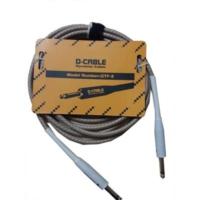 D-Cable Gtf-3M Gitar Kablosu