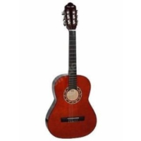 Carissa Cg-160 Nat 4/4 Tam Boy Gitar