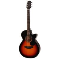 Takamine Gf15Ce Brown Sunbusrt Elektro Akustik Gitar