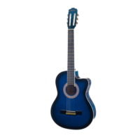 Bolero C1-Blscw Klasik Gitar