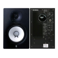 Yamaha Hs-8Powered Monıtor Speaker