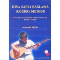 Senfoni Ynl. Bağlama Metodu Kısa Sap Çöğür Metodu - Mehmet Saçan