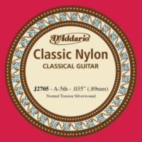 Daddarıo J2705 Klasik Gitar Tek Teli La Teli