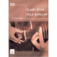 Bemol Yn. Klasik Gitar İçin Halk Şarkıları + Dvd -M.S.Yeprem