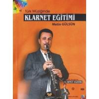 7Nota Sol Klarnet Eğitimi Metodu (Dvd Li) Türk Müziğinde Klarnet Eğitimi - Metin Gülsün