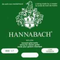 Hannabach 800 Lt Klasik Gitar Teli Low Tension