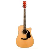 Bolero AN-20 OR Elektro Akustik Gitar