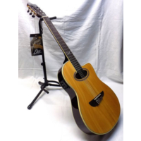 Eko Nxt Nylon Cw Eq Elektro Klasik Gitar