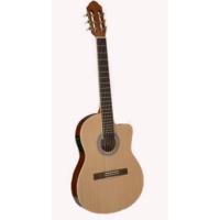 Eko Studio 300 Cw Eq Elektro Klasik Gitar