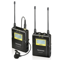 Saramonic UwMic9 (RX9+TX9) Wireless Yaka Mikrofonu