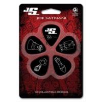 Planetwaves 1Cbk4-10Js Pena Joe Satriani 10 Ad. Medium Siyah