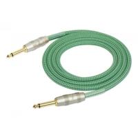 IW 241 PRG GR 3 Metre Yeşil Örgü Enstrüman Kablosu