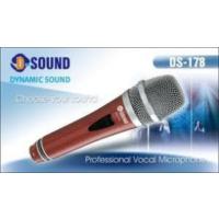 D-Sound Ds-178R Mikrofon