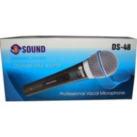 D-Sound Ds-48 Mikrofon