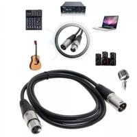 D-Cable Xlr-Xlr 3 Mt Mıkrofon Kablo 6020