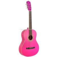 Castle Csg-160 Pink(Pembe) Klasik Gitar