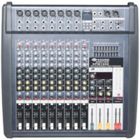 D-Sound Xpm-1000 Power Mixer