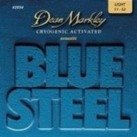 Dean Markley Blue Steel 2034 (11-52) - Light Akustik Gitar Tel Seti