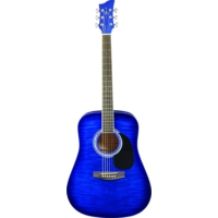 Jay Turser JJ-45-TBL Akustik Gitar