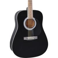 Jay Turser JJ-45-BK Siyah Akustik Gitar